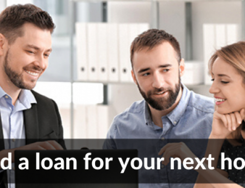 Need a loan for your next home?